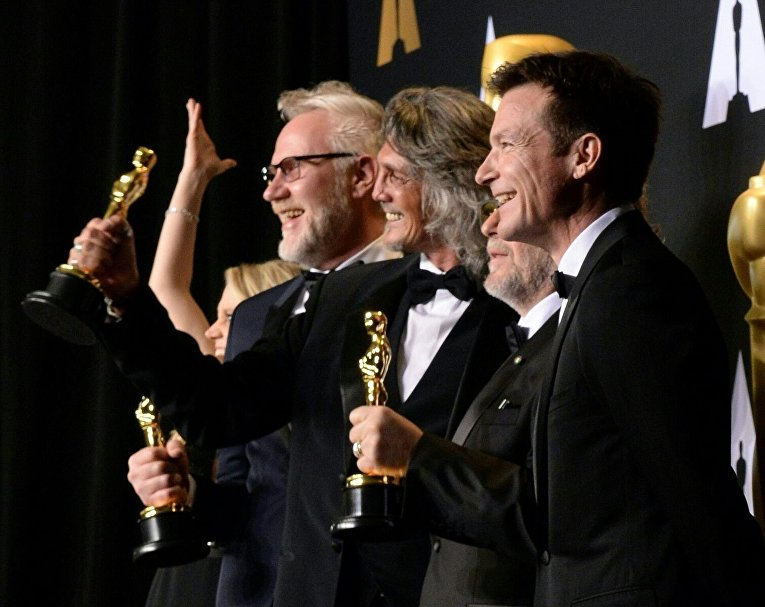 Лучший грим и прически: Оскара удостоилась картина Отряд самоубийц