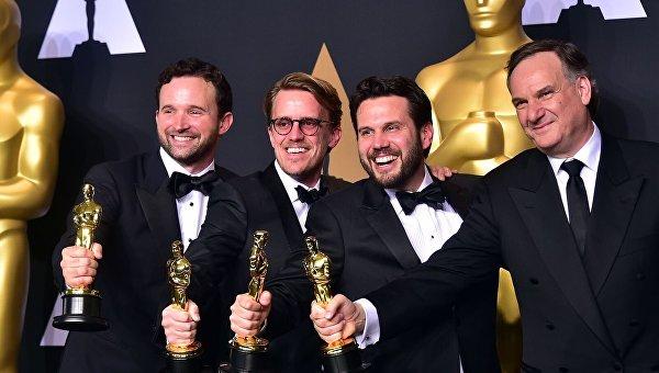 Лауреаты премии Оскар в номинации Лучшие визуальные эффекты