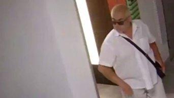 Киевская полиция разыскивает неуловимого грабителя банков