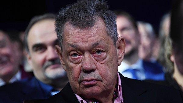 Народный артист РСФСР Николай Караченцов