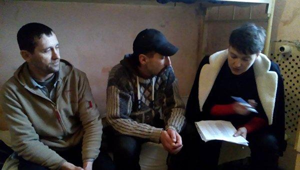 Савченко сообщила, что отыскала втюрьмах «ДНР» без вести пропавших бойцов АТО