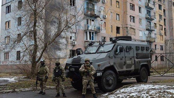 ВОдессу прибыл борт сранеными взоне АТО солдатами