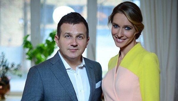 Катя Осадчая иЮрий Горбунов впервый раз говорили о собственных отношениях