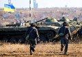 Учения курсантов Военной академии Одессы
