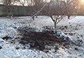 Обстрелы в Луганской области