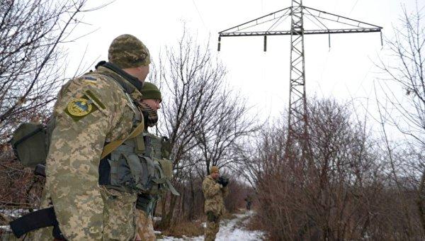 ВСЦКК согласовали заявку наремонт ЛЭП вАвдеевке