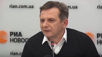 Олег Устенко о сотрудничестве Украины с МВФ. Видео