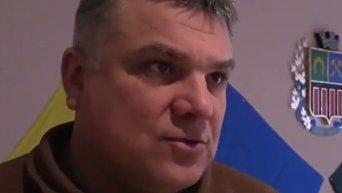 Председатель Авдеевской военно-гражданской администрации Павел Малыхин о ситуации с водоснабжением города