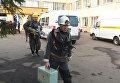 Взрыв на шахте Степная во Львовской области