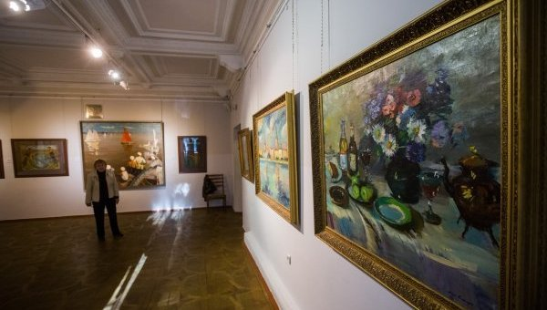 Киевсовет вернул Музею русского искусства название Киевская национальная картинная галерея