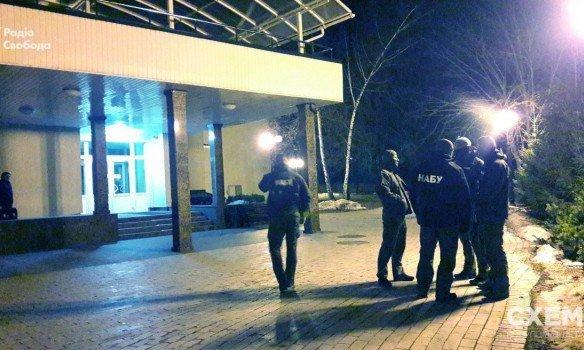 У основного налоговика государства Украины случился инфаркт при вручении подозрения