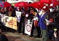 Марш секс-работников прошел в Киеве. Видео