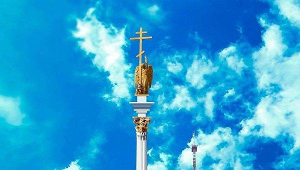 Памятный знак, который собираются поставить в Харькове вместо Ленина
