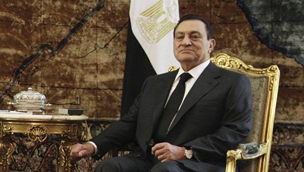 Хосни Мубарак. Архивное фото