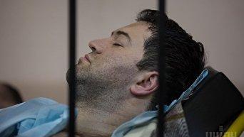 Судебное заседание по избранию меры пресечения Насирову