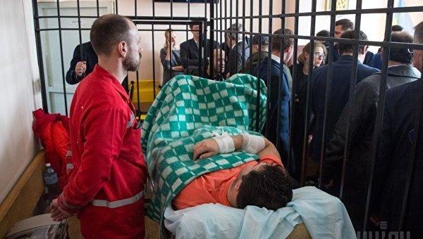 Суд по мере пресечения Роману Насирову, день второй