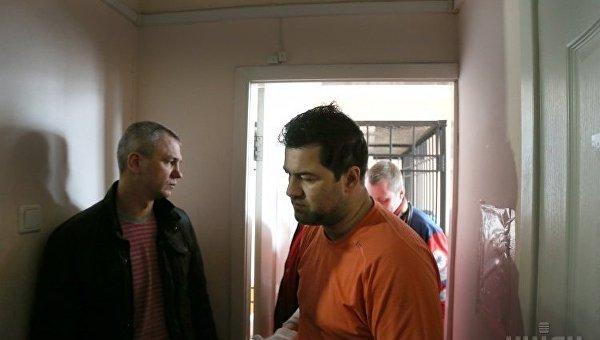 ВМинюсте сказали, что Насиров содержится вчетырехместной камере Лукьяновского СИЗО