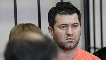 Роман Насиров в зале суда. Избрание меры пресечения