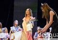 Победительница конкурса красоты Мисс Винница-2017 Алина Шамалюк