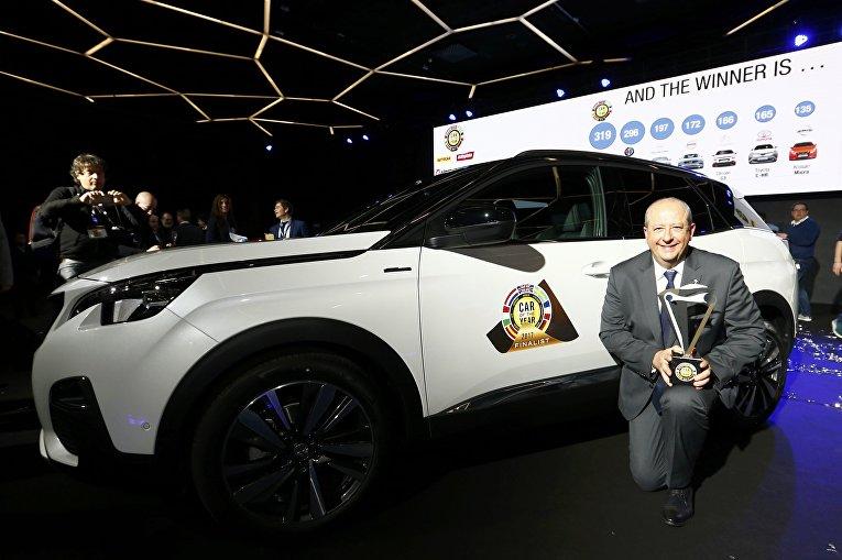 Женевский автосалон 2017