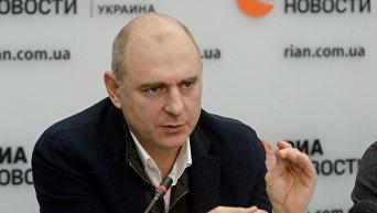 Владимир Шульмейстер, экс-первый замминистра инфраструктуры Украины, директор программы Инфраструктура будущего Украинского института будущего