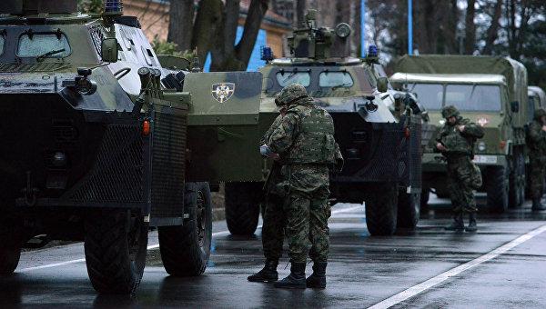 Внезапная проверка боеготовности вооруженных сил начата в Сербии
