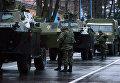 Внезапная проверка боеготовности вооруженных сил Сербии