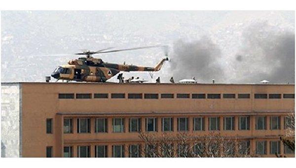 Минобороны Афганистана сообщило о более 30 погибших при атаке на госпиталь