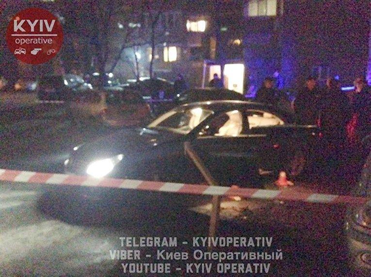 Убитым вКиеве бизнесменом оказался ресторатор изОдессы