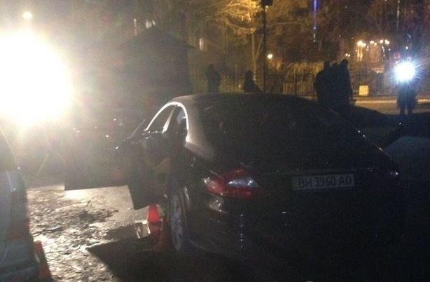 Обстрел авто вКиеве: СМИ узнали личность убитого предпринимателя