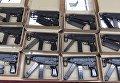 СБУ перекрыла мощный канал контрабанды стрелкового оружия