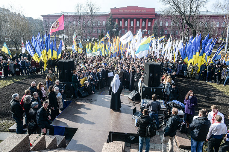 Киев чествует Кобзаря