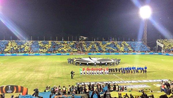 Матч Ростов - Манчестер Юнайтед