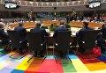 Саммит ЕС. Переизбрание Дональда Туска председателем Евросовета