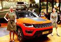 Лучшие девушки Женевского автосалона 2017