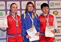 Галина Авраменко завоевала золото чемпионата Европы в стрельбе из винтовки по движущейся мишени с 10 метров, который проходит в словенском Мариборе