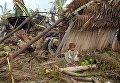 Последствия тропического циклона Энаво, обрушившегося на Мадагаскар