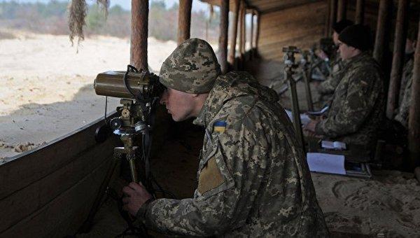 Украина отреагировала нанеожиданную проверку боеготовности армииРФ