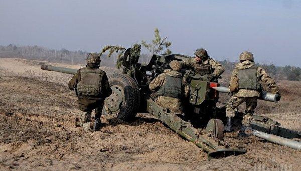 Военнослужащие 59-й мотопехотной бригады ВСУ