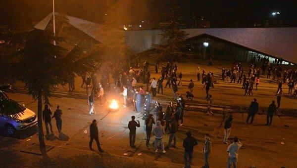 Столкновения в Батуми