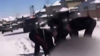 Полицейские застрелили россиянина в Канаде. Видео