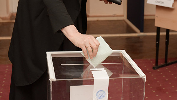Рауль Хаджимба проголосовал напарламентских выборах вАбхазии