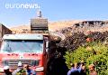 В Эфиопии люды погибли под лавиной бытовых отходов