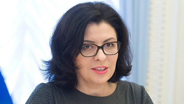 Вице-спикер Рады назвала грустной работу украинского парламента