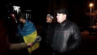 Били беспощадно дубинками по голове. Протест в Одессе из-за разгона в Кривом Торце. Видео