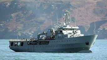 Совместные учения стран НАТО Poseidon–2017 в Черном море