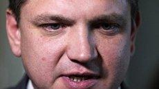 Депутат Верховной Рады Юрий Павленко. Архивное фото