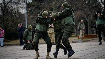 День добровольца в Одессе