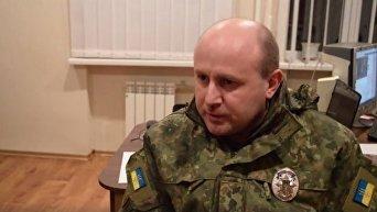 Полицейский дали показания по инциденту с Парасюком. Видео