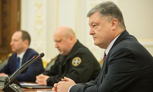 Петр Порошенко. Архивное фото